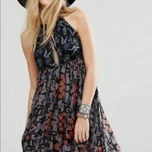 New Free People Wildest Dreams slip dress xs
